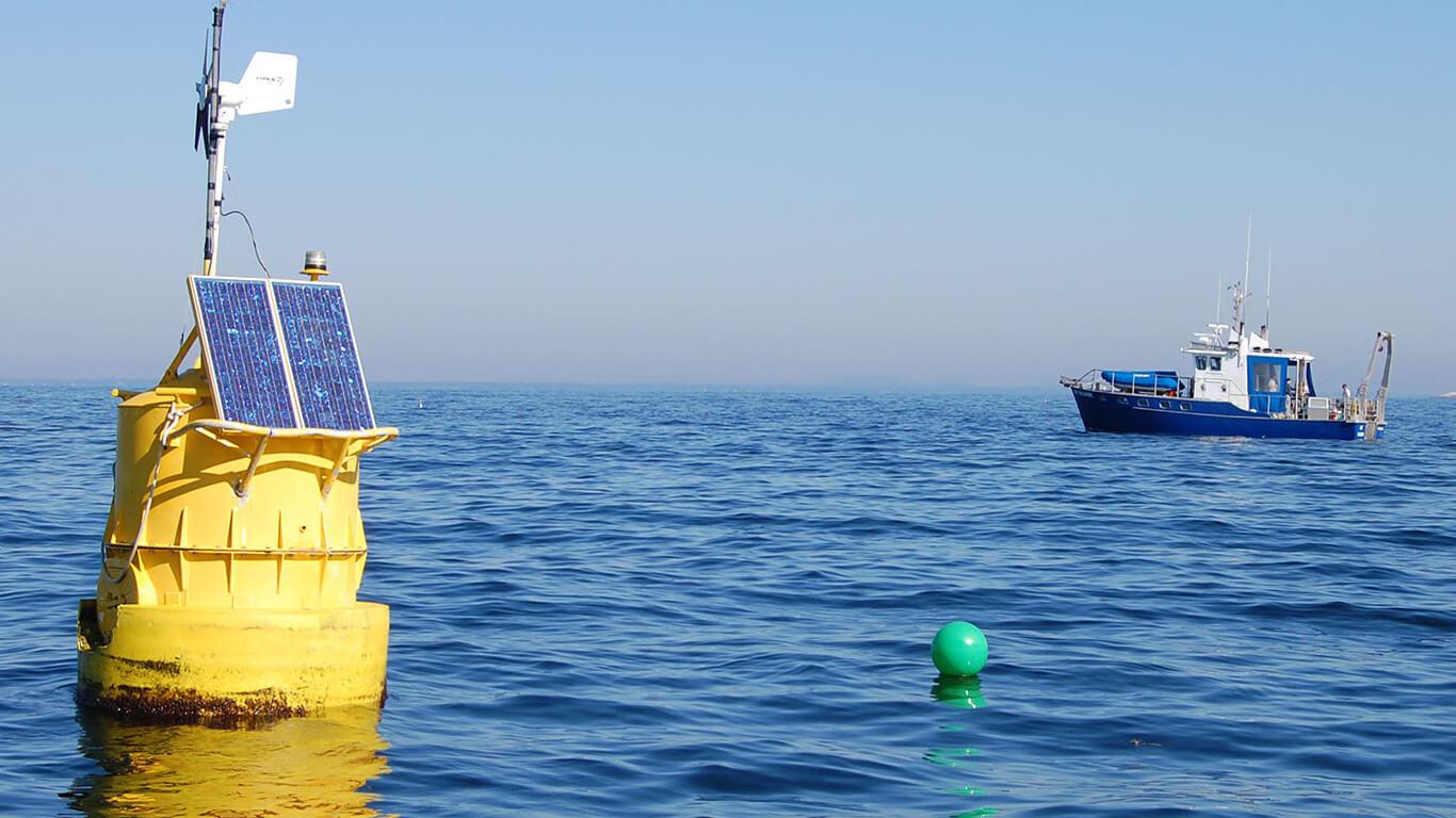 Floating Buoys (Ocean Monitoring) NORINCO#NIOT
