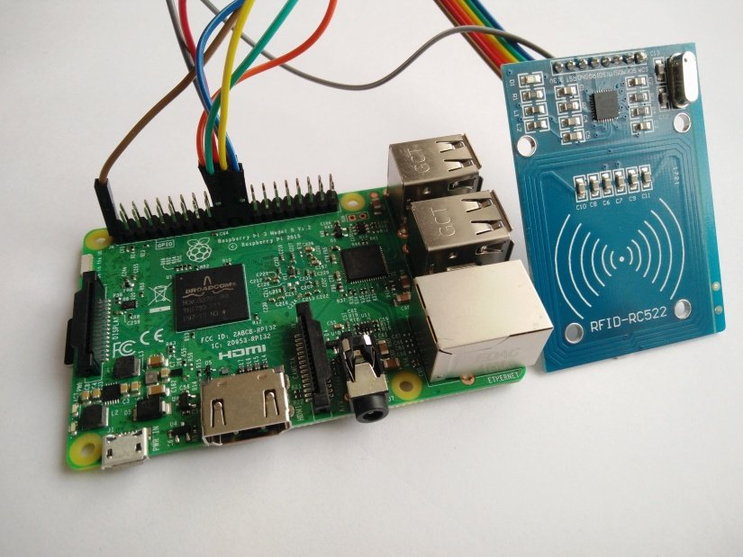 Mobile RFID